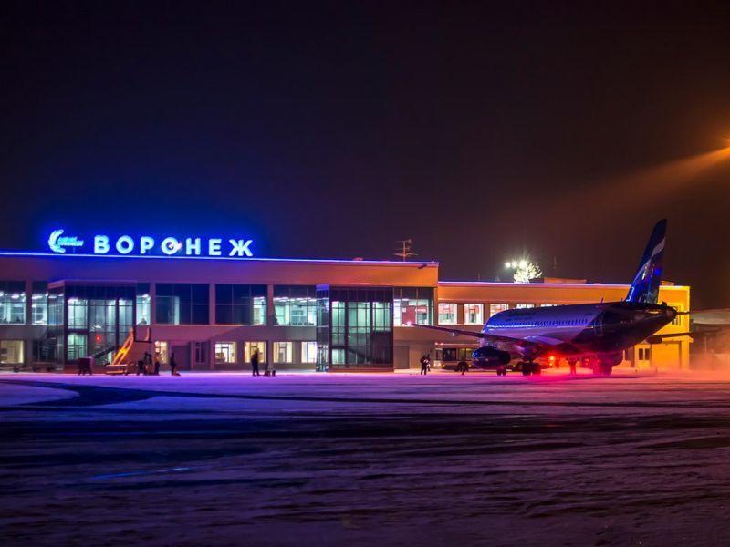 Новый терминал аэропорта построят в Воронеже