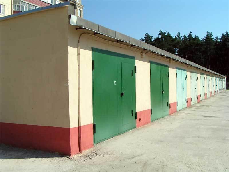 В Воронеже стоимость и аренда гаражей существенно снизились