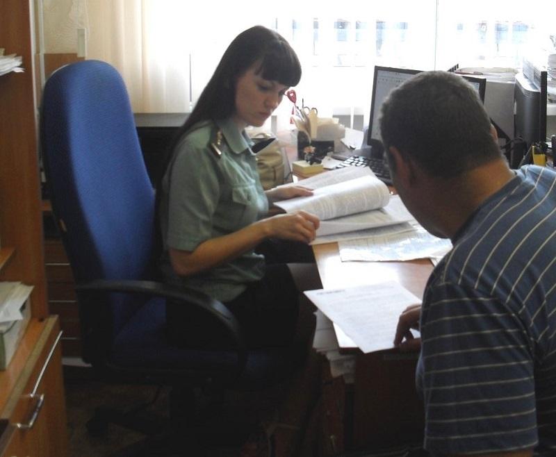 Должника по алиментам отправили на исправительные работы в воронежскую больницу