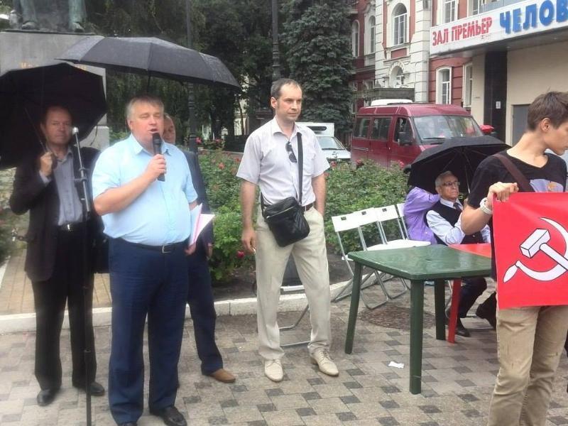 Депутат гордумы сообщил о запрете свободных митингов в Воронеже