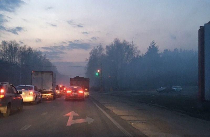 Воронежцы пожаловались на травлю горелым пластиком