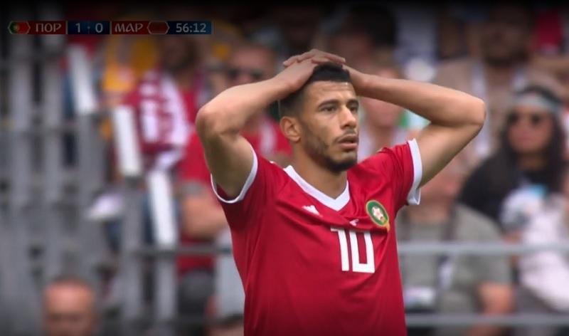 Марокканцы, расквартированные в Воронеже, вылетели с Чемпионата мира