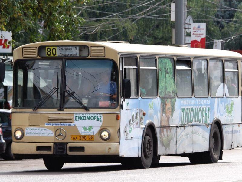 Федеральные компании хотят забрать себе пассажирские перевозки Воронежа