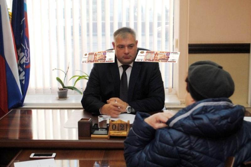 Воронежский единоросс Баринов выживал на 10 тыс рублей в месяц