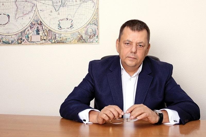 Гендиректор воронежского «Домостроительного комбината» отмечает день рождения