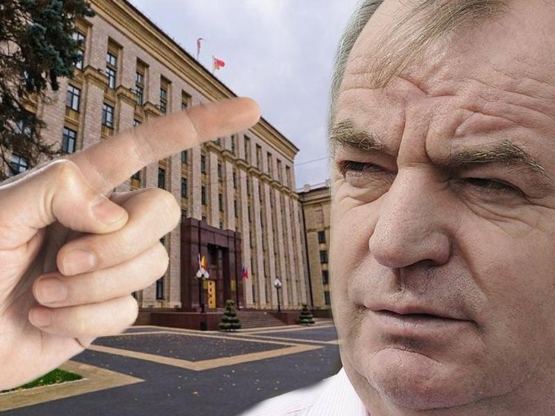 Новоусманский префект Чернышов мог обменять пост на спасение дочери