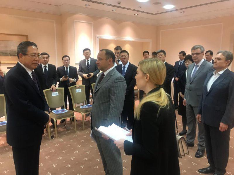 Стали известны подробности совместного проекта с китайским бизнесом в Воронеже