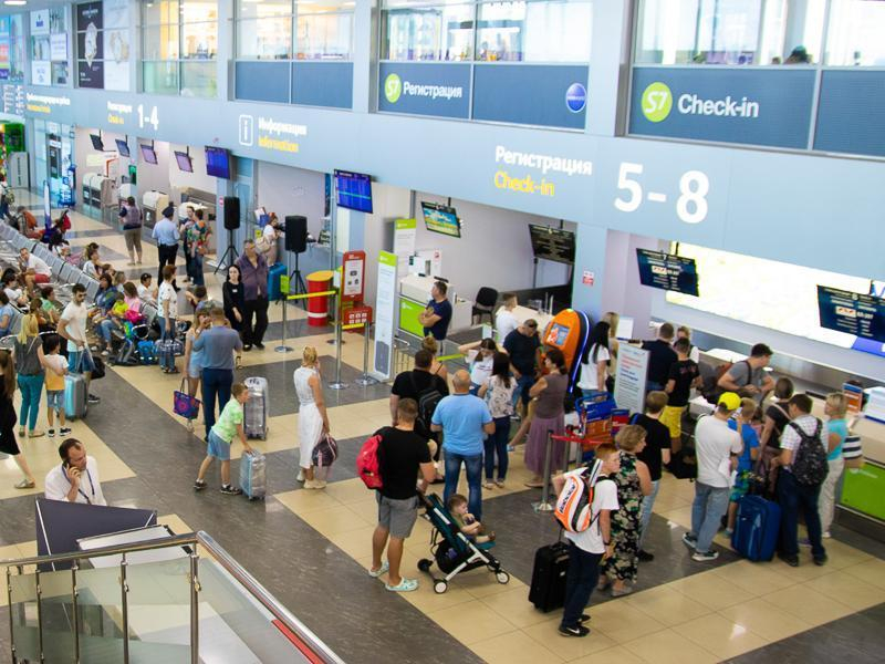 Стало известно об эвакуации аэропорта в Воронеже