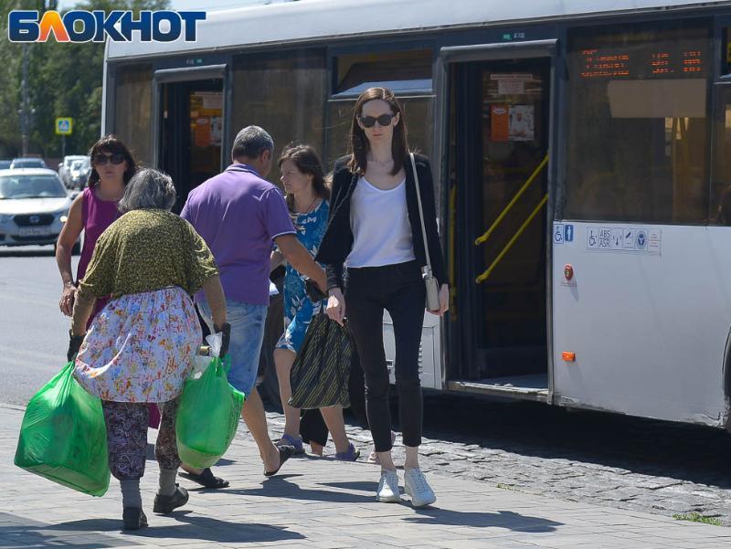 Новый тариф на проезд в Воронеже начнут считать в ближайшие дни