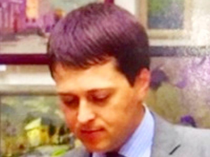 Уволенного из прокуратуры сына судьи обвинили во взяточничестве по делу о «зеленом блокноте»