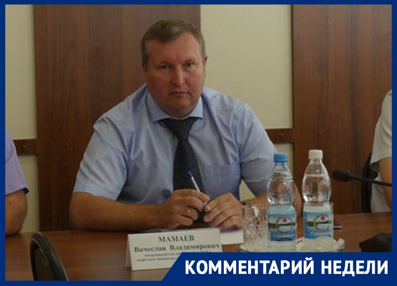 Мамаев врёт воронежским следователям, как врал нам, – житель Перлёвки
