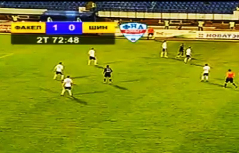 «Шинник» терпит уже 3-е поражение подряд