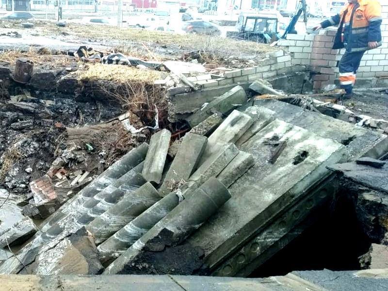 Стало известно, почему долго ликвидировали коммунальную аварию на окружной в Воронеже