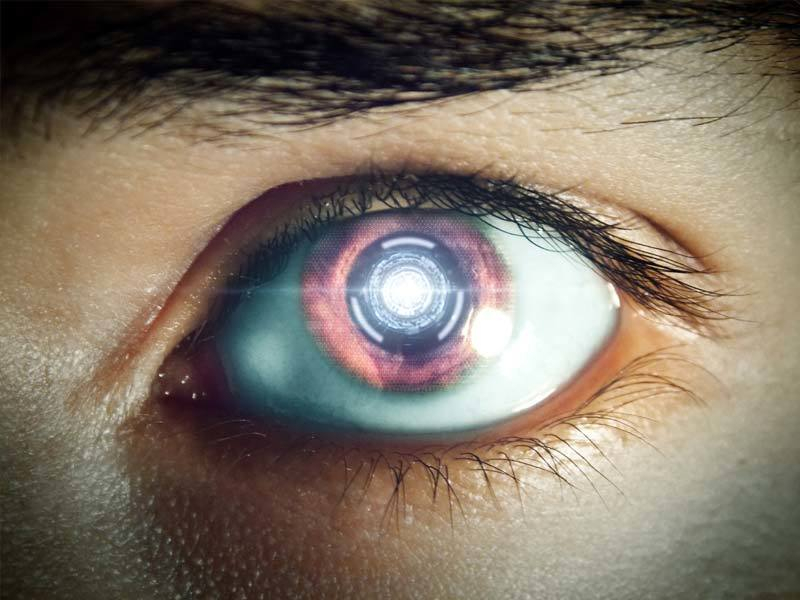 В Воронеже изобрели способ двигать предметы глазами