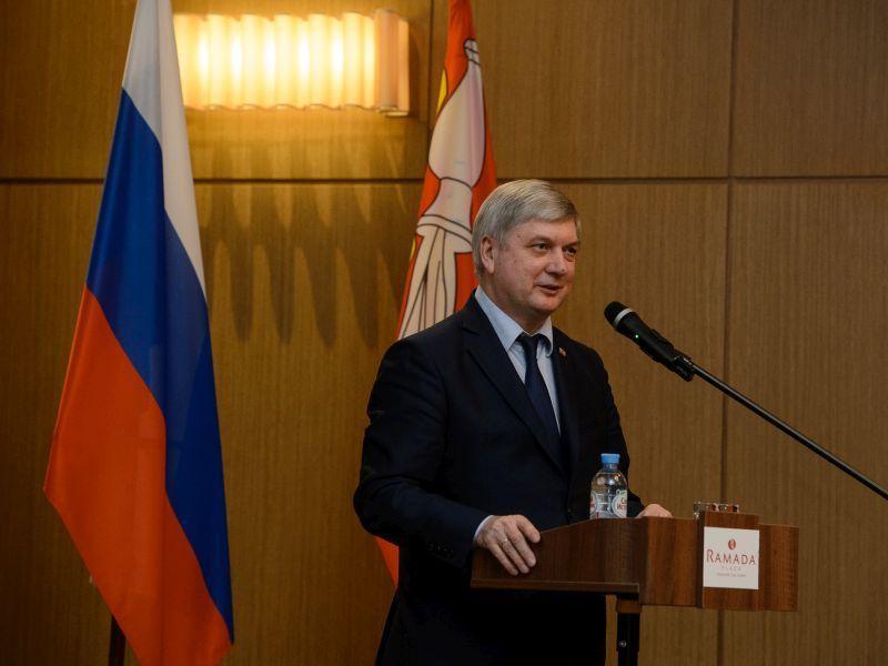 Воронежский губернатор рассказал, как регион увеличит товарооборот с Италией