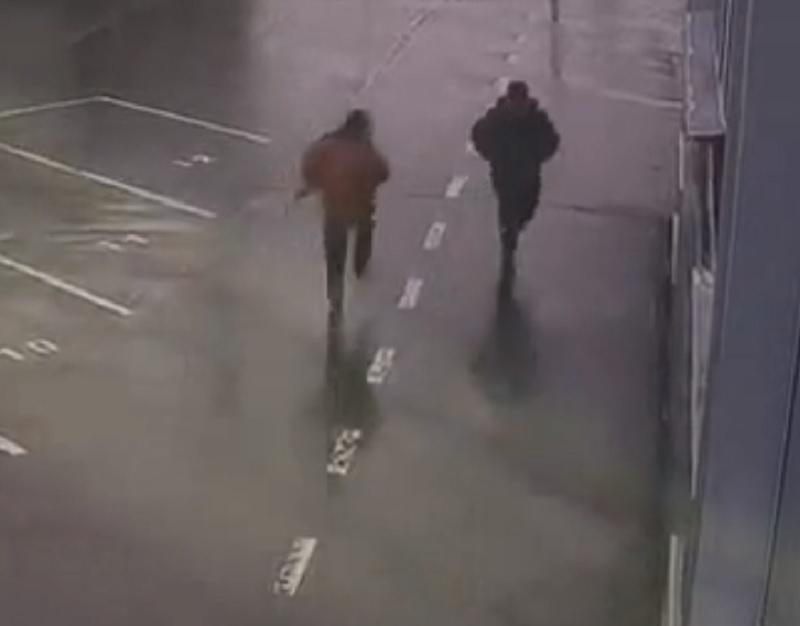 Опубликовано видео погони за угонщиками, устроившими перестрелку в Воронеже
