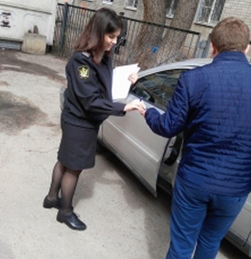 Воронежский шофёр накопил 140 штрафов ГИБДД