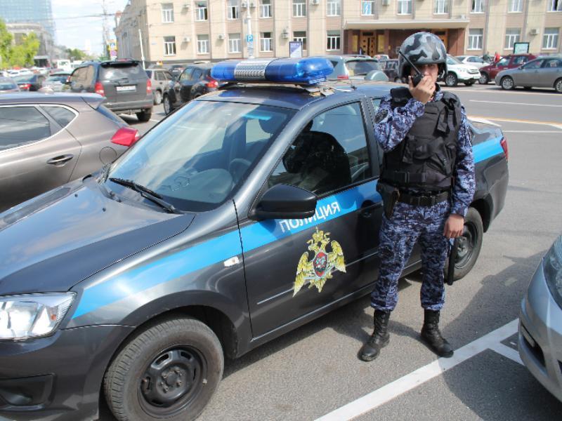 Росгвардия задержала пьяного лихача с пробитыми колесами в центре Воронежа