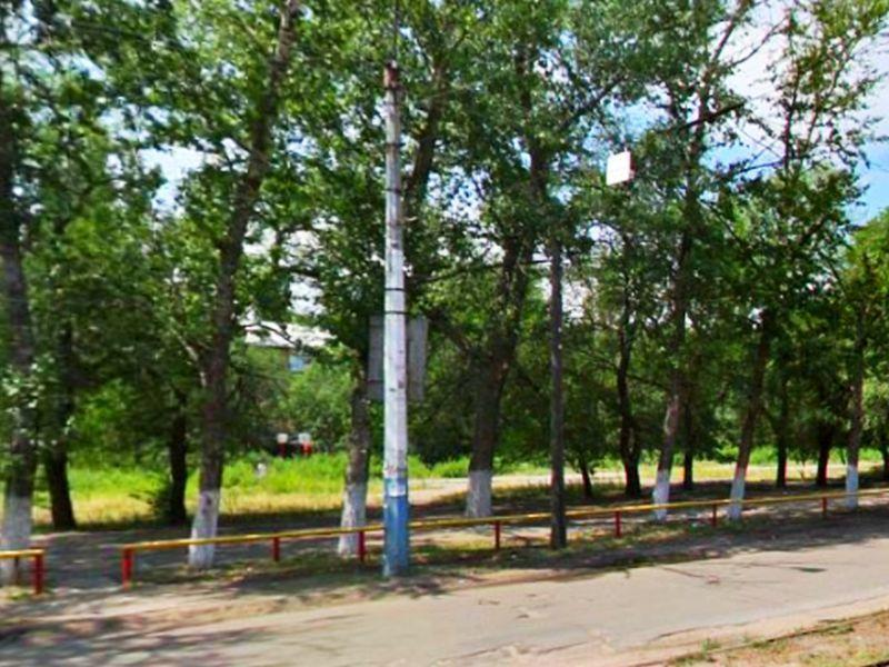 На Машмете в Воронеже решили преобразить заводской сквер-бульвар
