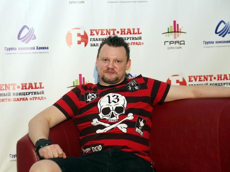 Князь в Воронеже откровенно рассказал об отмене концертов «Короля и Шута»