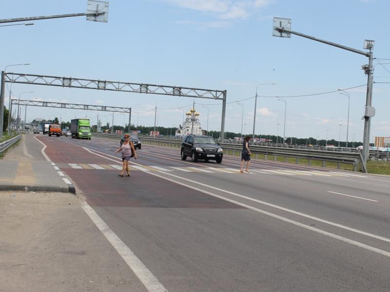 Безопасность воронежских дорог оценили на единицу