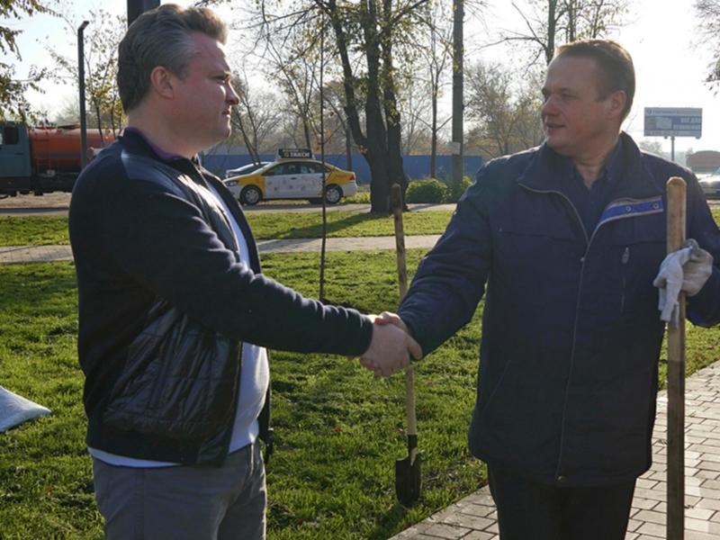 Мэр Воронежа назначил руководить Левобережным районом тезку