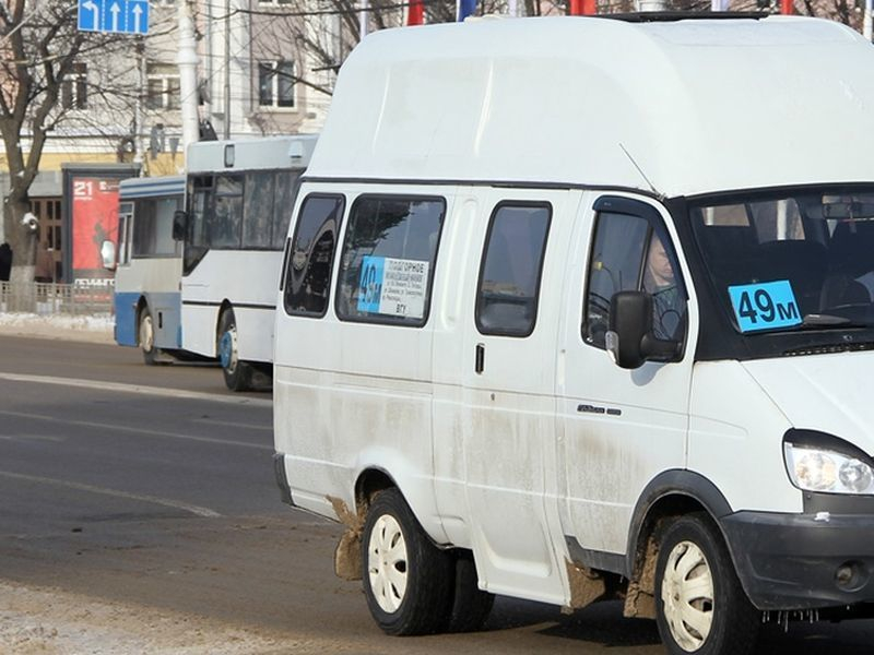 В Воронеже автобус 49м будет ездить по новому маршруту