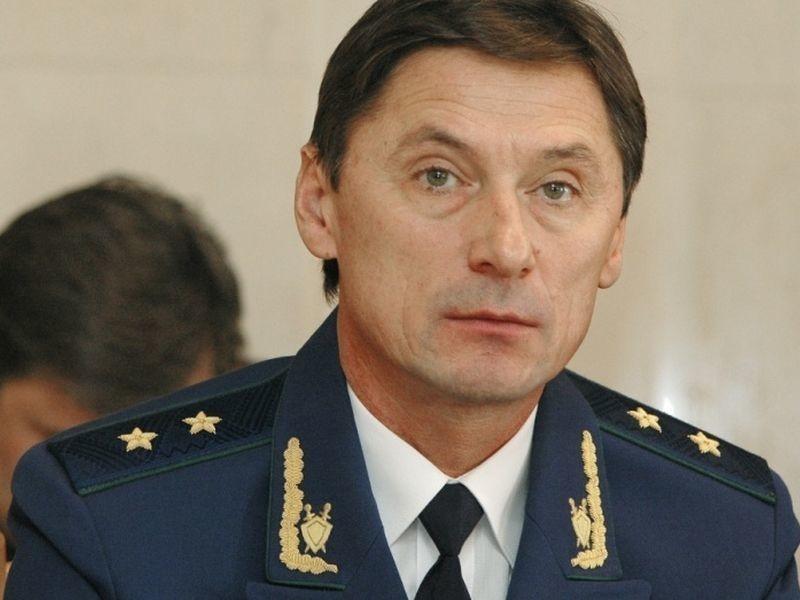 Названа дата возможной отставки прокурора Воронежской области Николая Шишкина