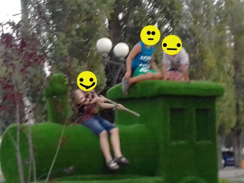 Детская забава обернулась вандализмом в Воронеже