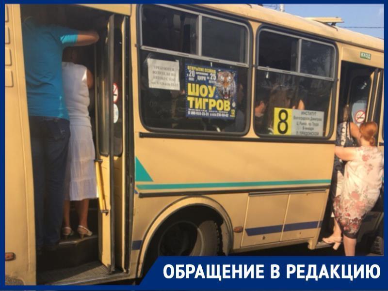 Утреннее испытание маршрутками показали в Воронеже