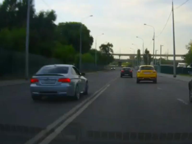 Выдающейся дерзостью похвастался на «встречке» водитель в Воронеже