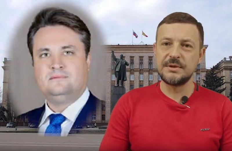 Удивительный мэр Воронежа Вадим Кстенин получает «Фунт Лиха»