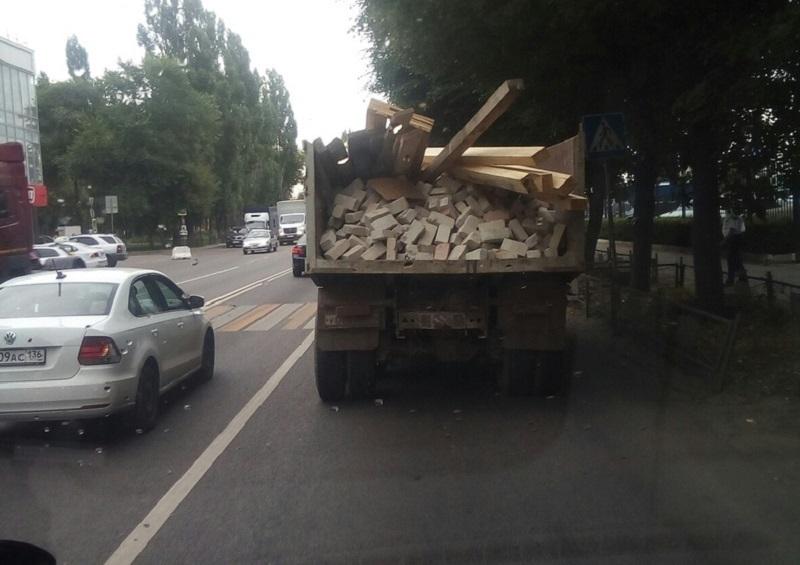 Уровень безопасности «Пункт назначения» присудили грузовику в Воронеже