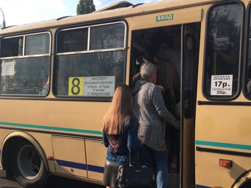 На что будут смотреть чиновники при повышении проезда в Воронеже