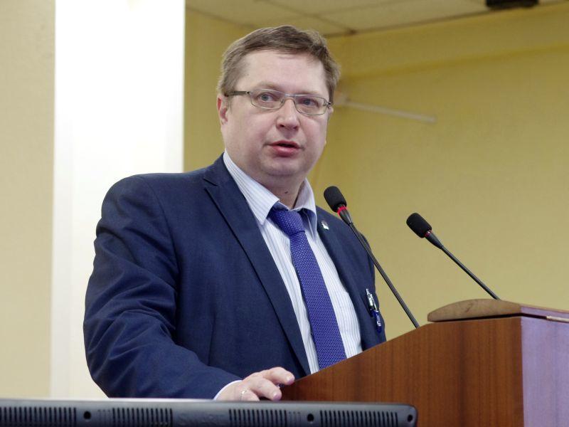 Василий Попов пробился к посту ректора Воронежского университета инженерных технологий