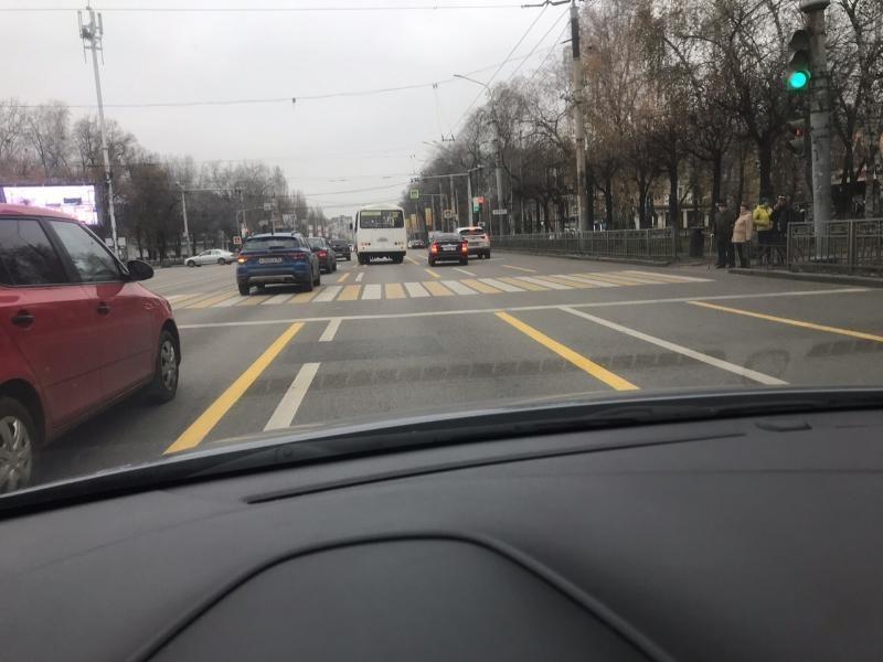 Как изменили дорожное движение из-за реконструкции виадука в Воронеже