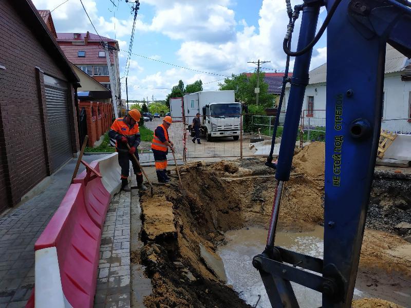 «РВК-Воронеж»: городская канализация функционирует в штатном режиме