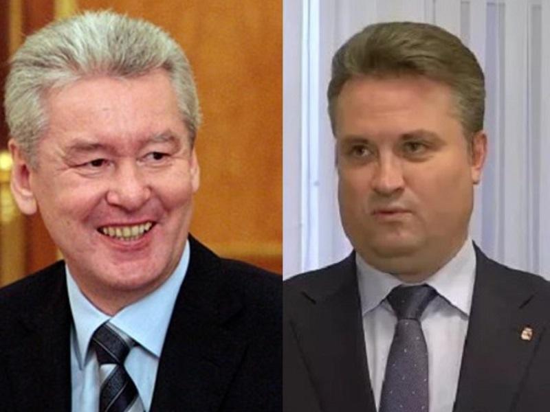 Траты мэра Москвы на СМИ сравнили с бюджетом Воронежа