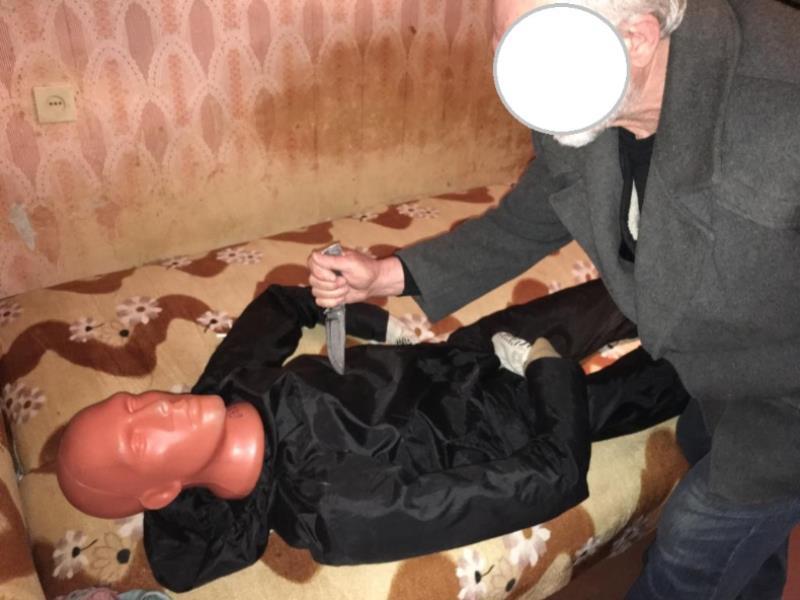 Ревнивый пенсионер ответит за убийство соперника в Воронеже