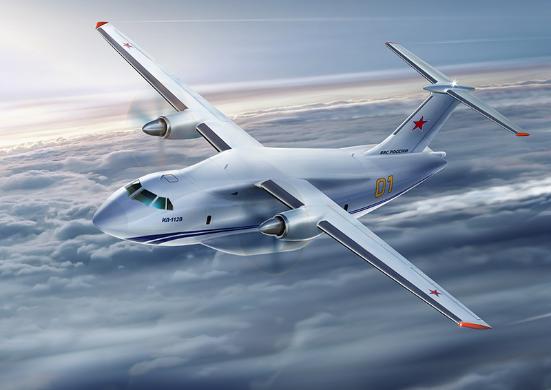 ВОАК собрались выпускать до18 самолетов Ил-112В вгод