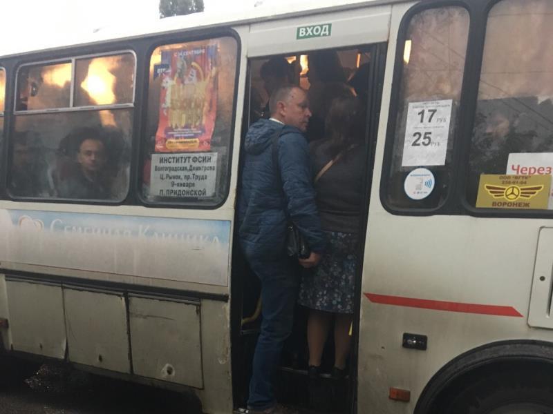 Чиновник пообещал новые автобусы после подорожания проезда в Воронеже