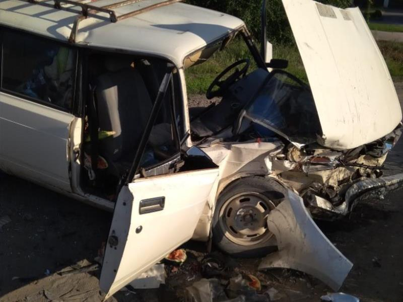92-летний водитель погиб после жуткой аварии в Воронежской области