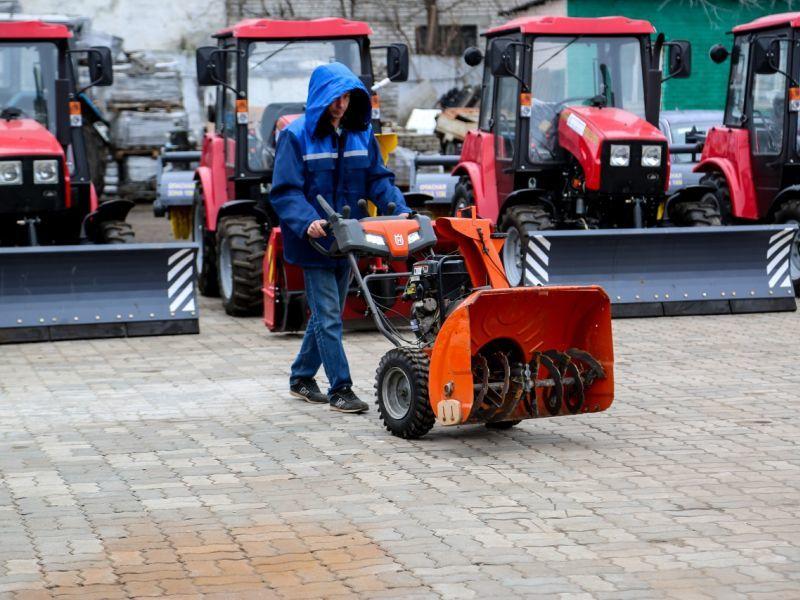 В Воронеже власти начали искать будущих борцов со снегом