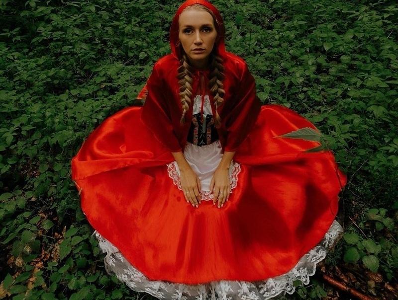 Сказочный образ примерила мегапопулярная блогерша из Воронежа