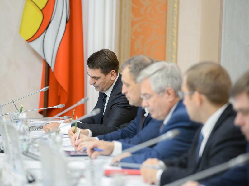 Депутатов ГосДумы попросили оставлять больше денег Воронежу