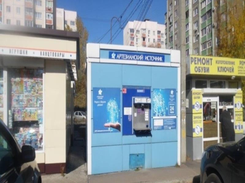 В Воронеже снесут пять киосков по одному адресу
