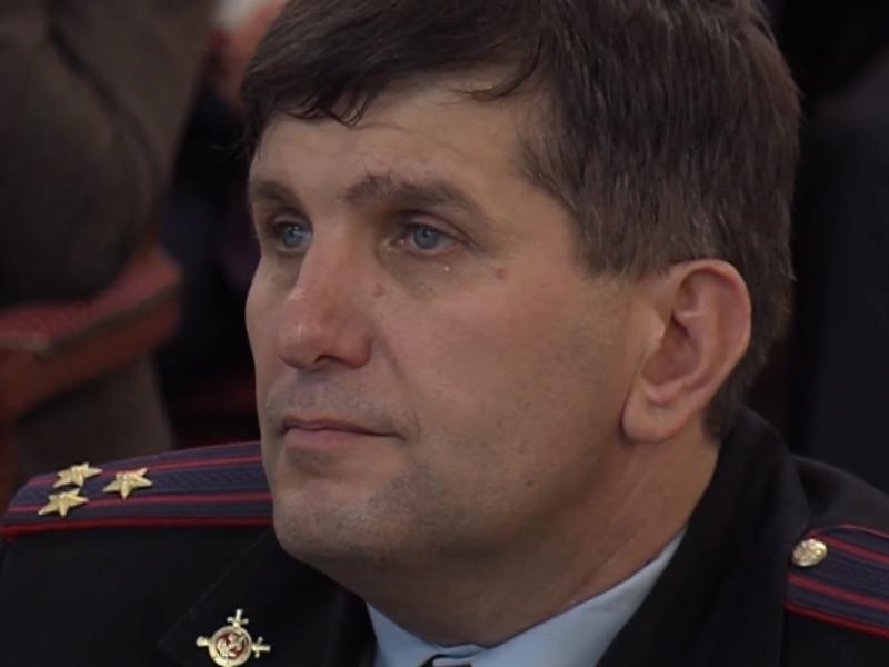 Главный полицейский Воронежа возглавил отдел, который штурмовала ФСБ