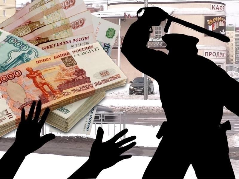 Сотня тысяч рублей, в краже которых воронежец обвинил ППСников, предназначалась Российскому детфонду