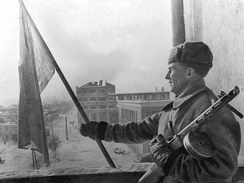 76 лет назад Воронеж освободили от немецко-фашистских захватчиков
