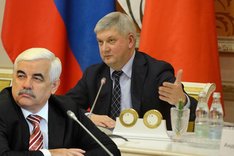 Губернатор Гусев раскаялся в «золотом парашюте» экс-зама Агибалова